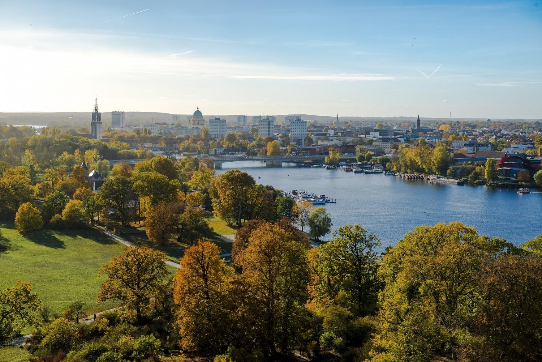 Die Havel ist wunderschön gelegen