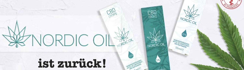Nordic-Oil zurück