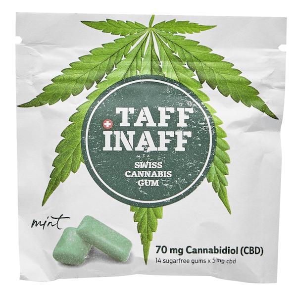 Taff-Inaff-Canabis-Kaugummi