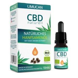 Limucan CBD-Öl Test