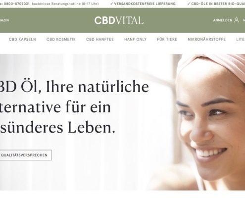 CBD-Vital Erfahrungsbericht