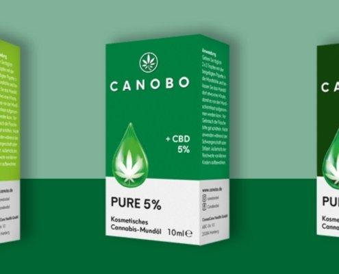 Canobo CBD TV Kampagne