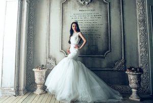 Hochzeitskleid günstig mieten